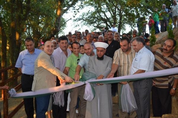 افتتاح متنزه الشيخ يونس